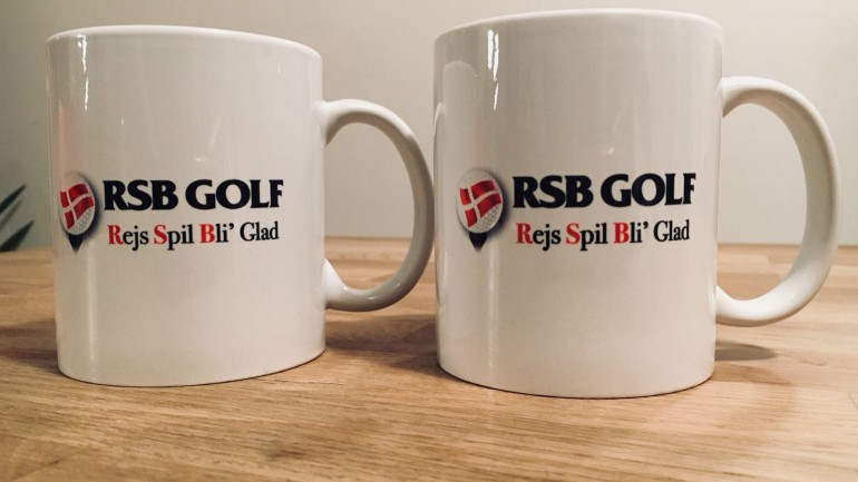 rsb golf cups
